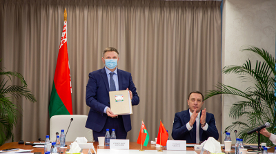 Belarus, China to set up working group to simplify trade procedures