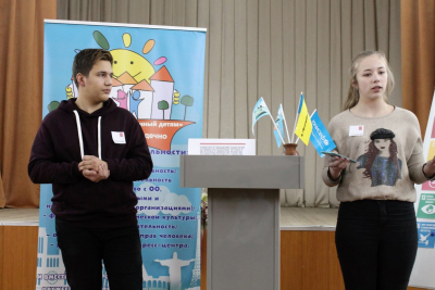 Promotion of the Belarusian language and bullying. What else worries the youth of Molodechno