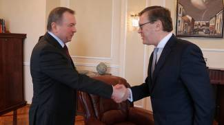 Prospects for Belarus-Latvia cooperation discussed in Minsk
